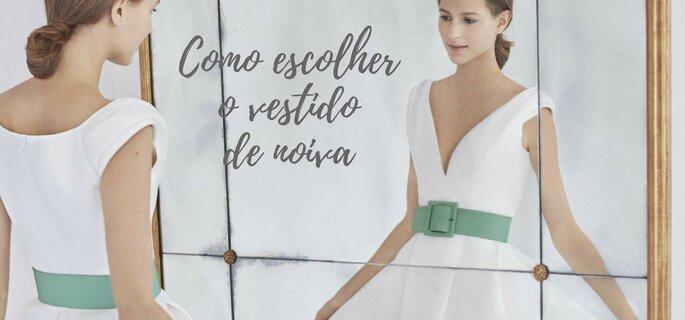 cfe224bd0 O momento com que tantas vezes sonhou: vai finalmente começar a procurar o  seu vestido de noiva. Mas a verdade é que não sabe muito bem o que fazer,  ...
