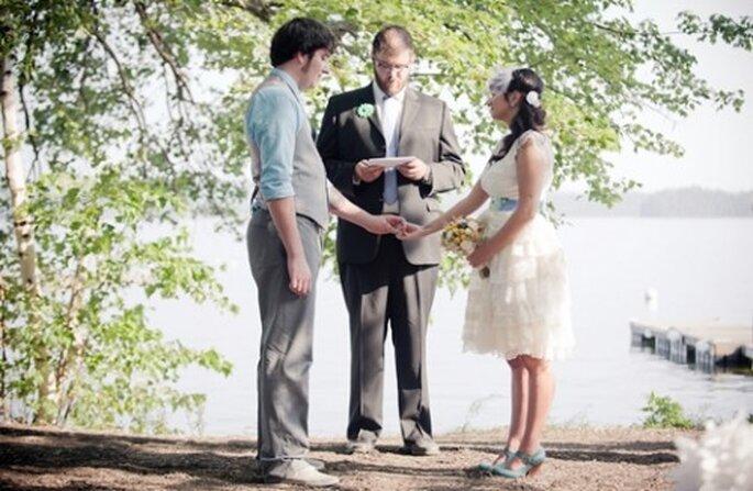 Hochzeiten 2014: Romantisch und verspielt - aber schick - Foto Zwickerhill Photography
