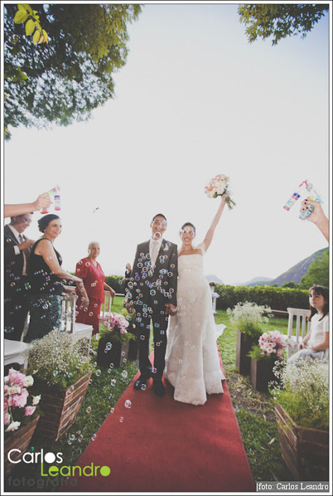 10 canciones poco convencionales para caminar al altar de tu boda. Fotografía Carlos Leandro
