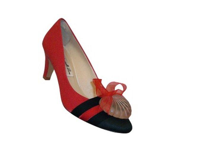 Zapatos de novia San Valentín 2011 - Mademoiselle Rose
