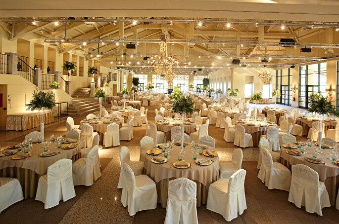 Las 12 mejores fincas de madrid para celebrar tu boda for Salones para casamientos