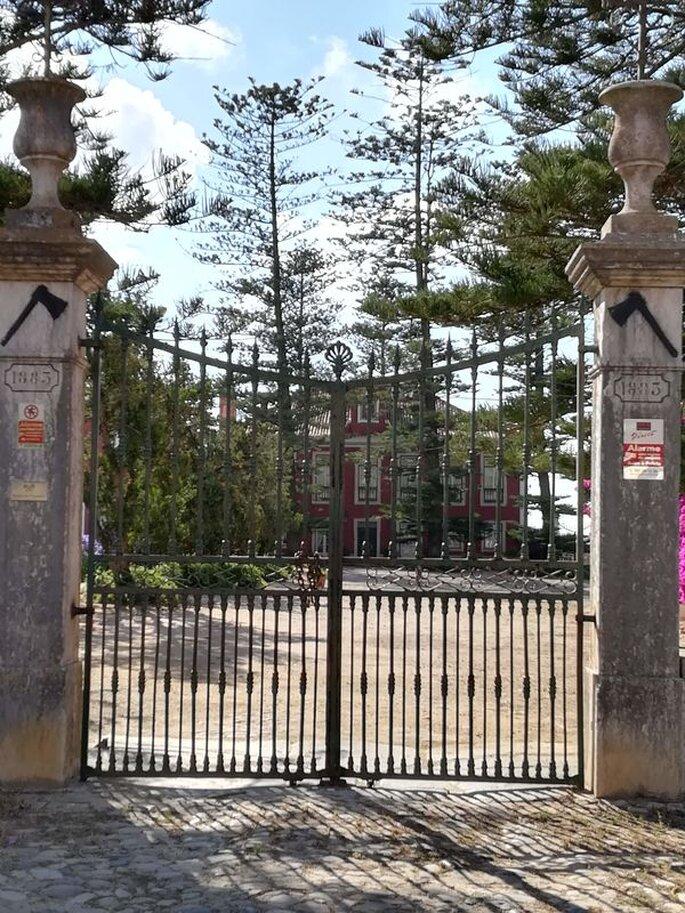 Portão da Quinta da Picanceira