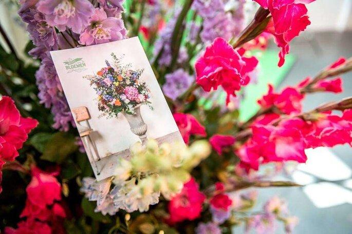 Foto: De Meisjes van de bloemen