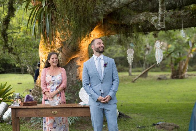 noivo cerimonia