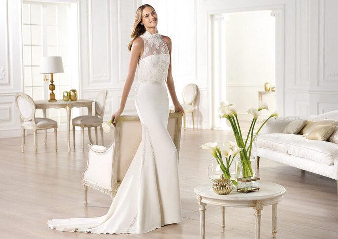Vestido de novia Yamilet de Pronovias 2014