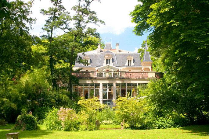 Les Jardins d'Épicure - lieu de réception pour votre mariage dans le Val d'Oise
