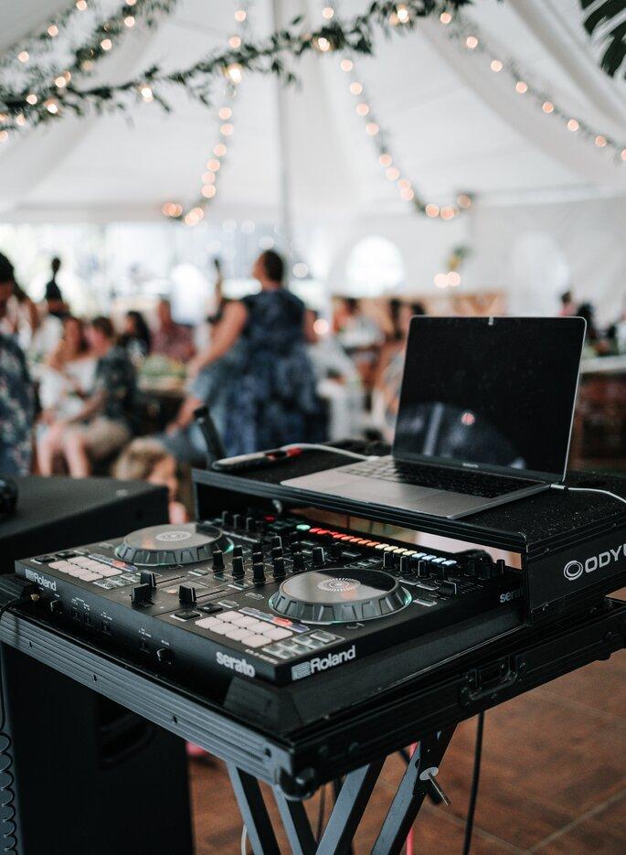 DJ München – Sound4Light