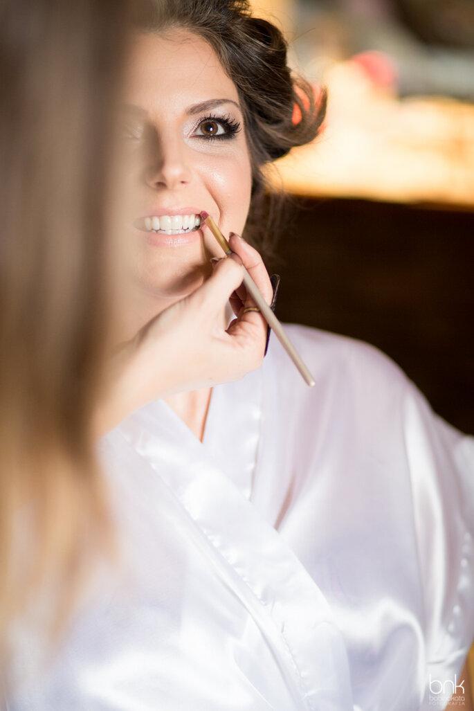 maquiagem e penteado Dotto Atelier