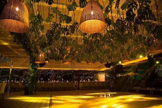 Next Weddings Luces y sonido boda Bogotá Cartagena