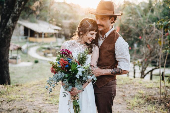 Casamento folk