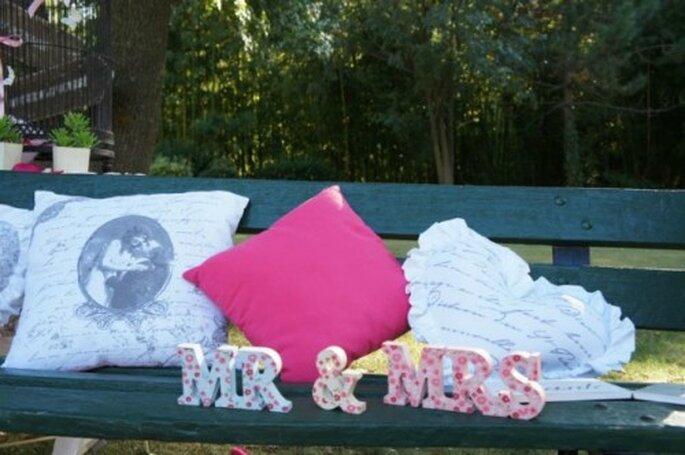 """Thème de mariage """"Envol et oiseaux"""" : une décoration ultra romantique - Photo : One Day Event"""