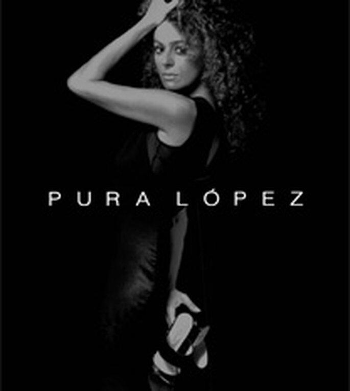 La diseñadora de zapatos Pura López