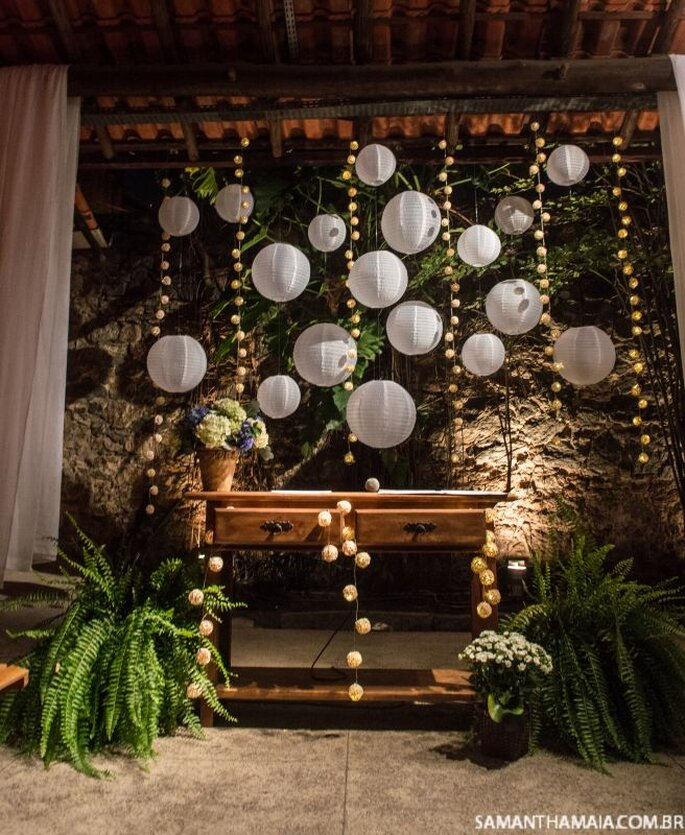 Samantha Maia - Festa de noivado