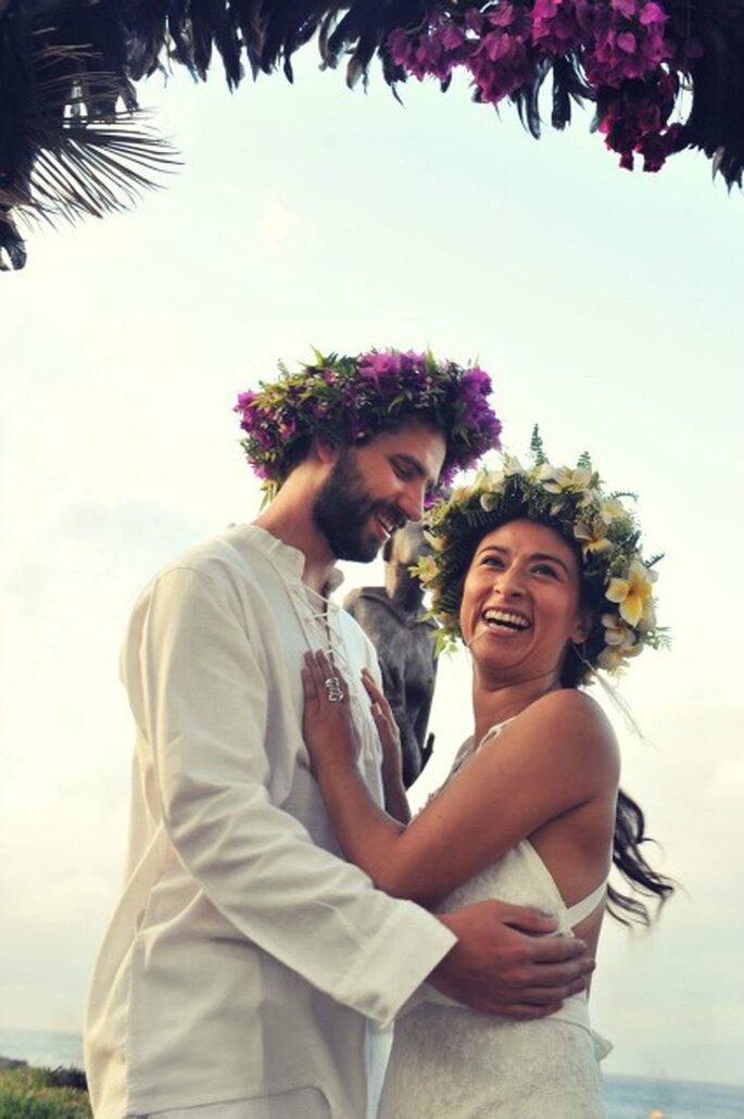 Matrimonio Simbolico En Isla De Pascua : Una boda original en isla de pascua