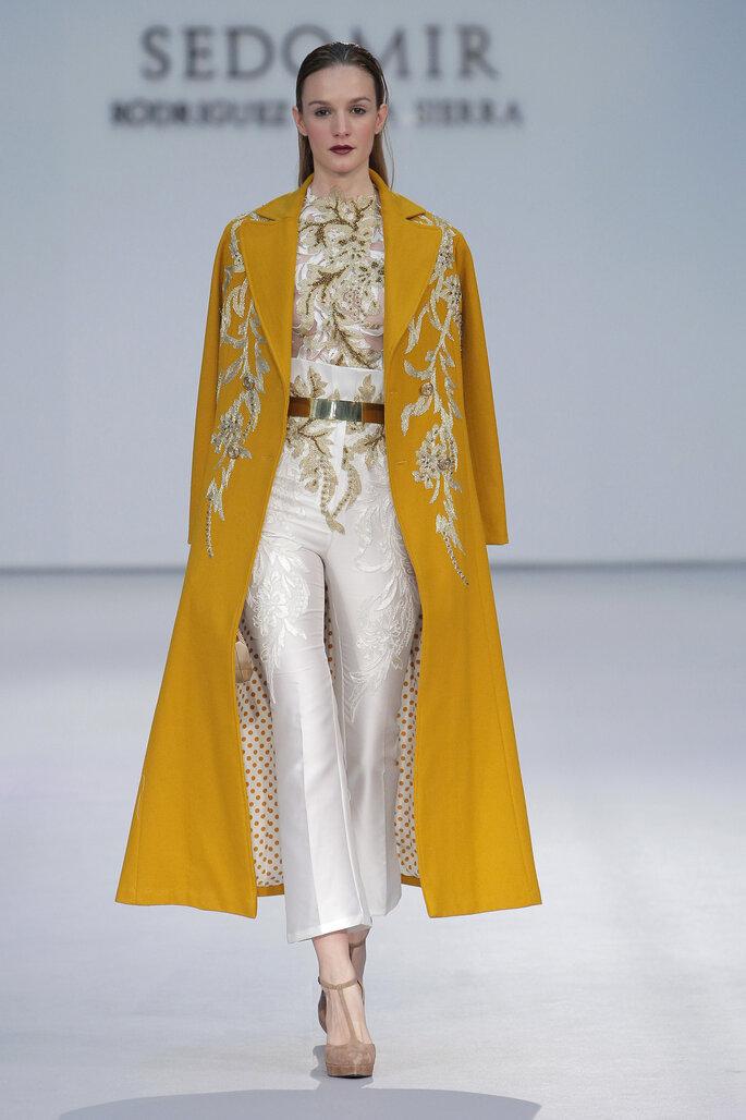 Sedomir Rodriguez, Passarela Costura Espanha.