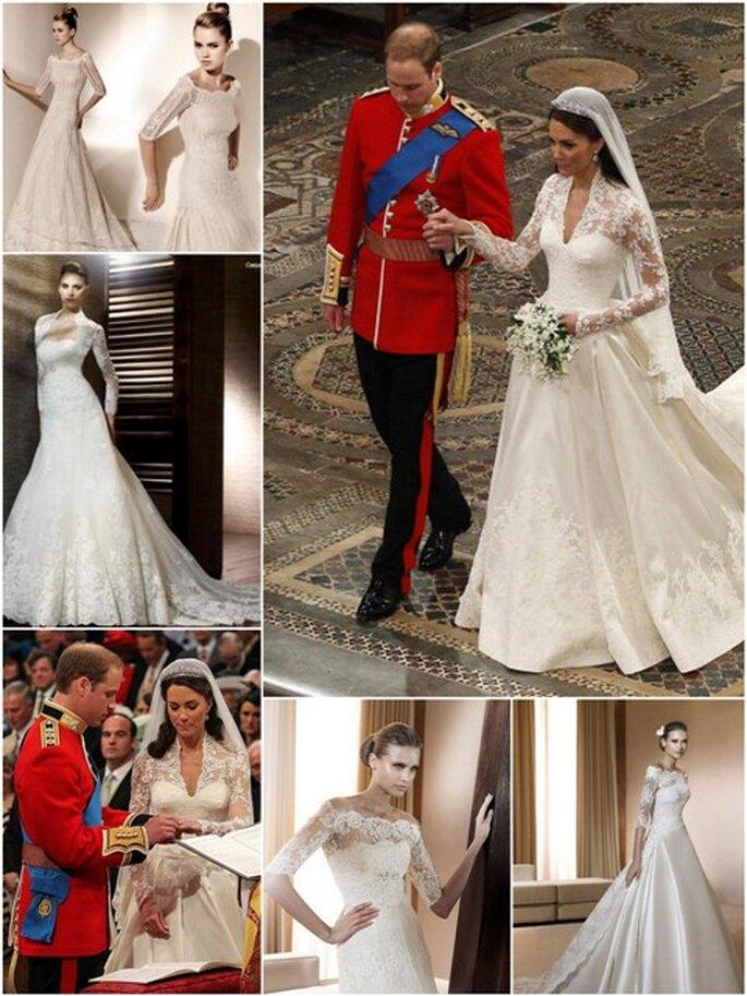 Propostas para um look Kate Middleton
