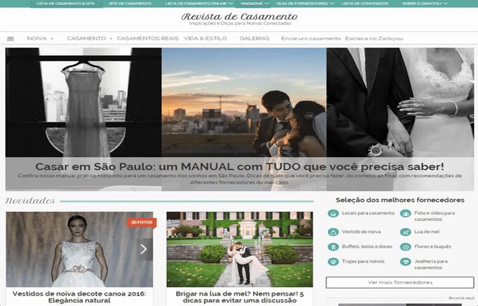 Site - Revista