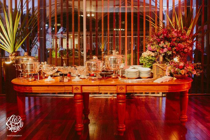 Buffet: Rappanui Gastronomia - Foto: Leo Staccioli Photography