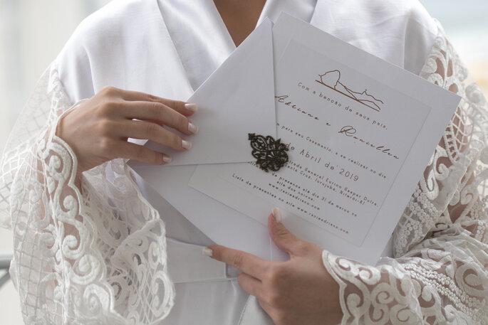 Identidade visual: Noiva - Foto: Lentes Claras Fotografia
