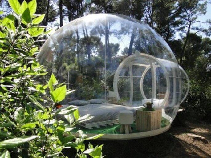 La bulle Nature Attrap'rêves - © Margot Trivoire