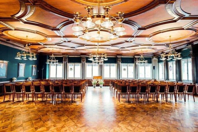 Zunfthaus zur Saffran Zürich