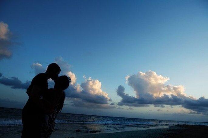 Sesión de fotografía en pareja. Foto Samuel Luna de Fotógrafos de América