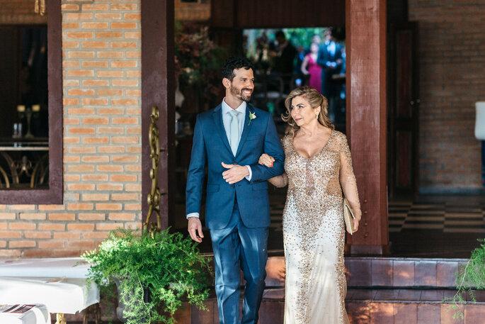 Traje e gravata do noivo: Brooksfield - Foto: Ricardo Jayme - Wedding & Love Photo