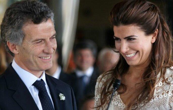¿Qué tanto conoces a tu pareja? Foto:Mauricio Macri.