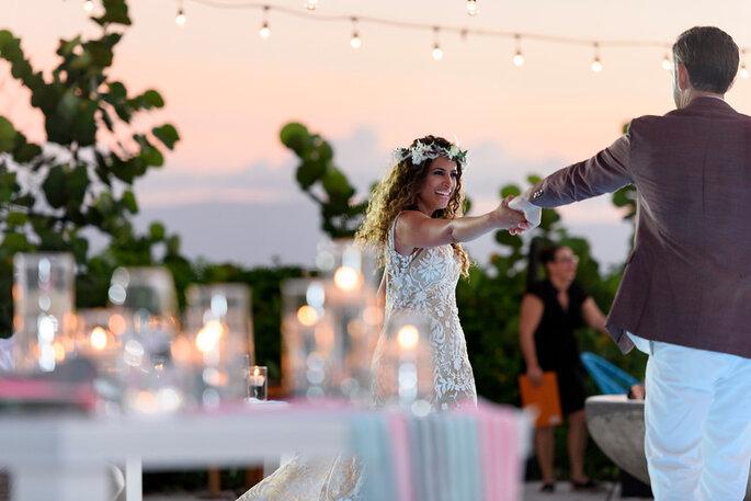Carolina Almazán wedding planner México