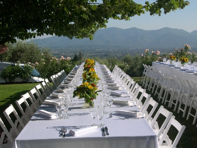 I 10 migliori agriturismi per matrimoni in toscana for Migliori piani di fattoria