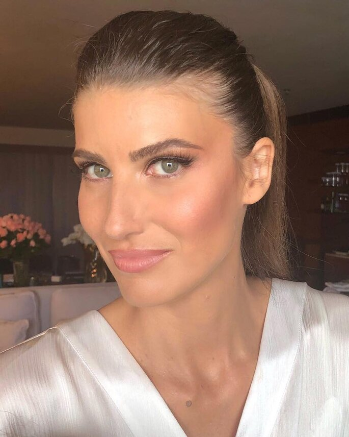 Maquiagem natural casamento Michelle Alves