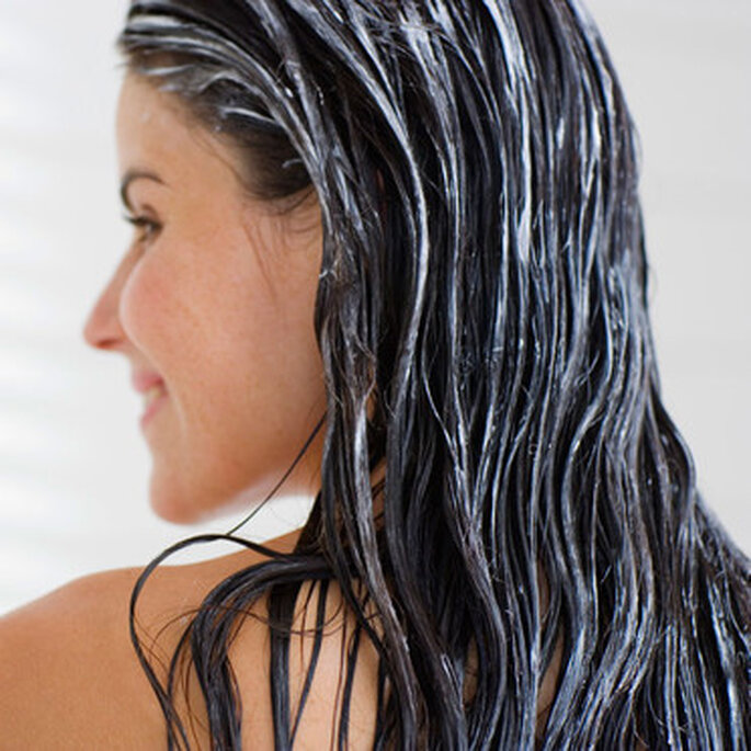 Care can only enhance the luster and shine of your hair ...