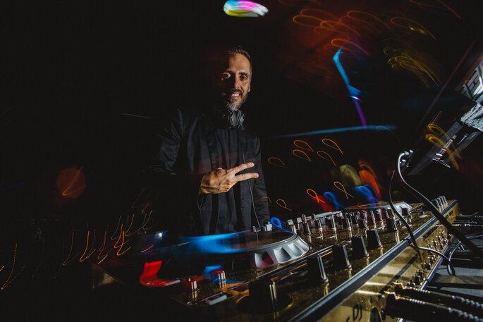 DJ Daniel Goulart - Fotografia: Alexandre Rechtman