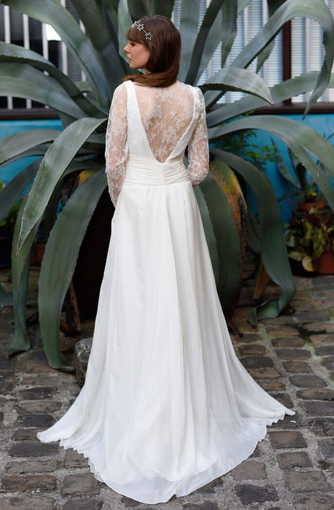 Robe Mariée Hiver