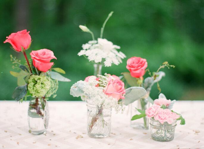 Tendencias extraordinarias de flores para bodas 2015 - Emily Steffen