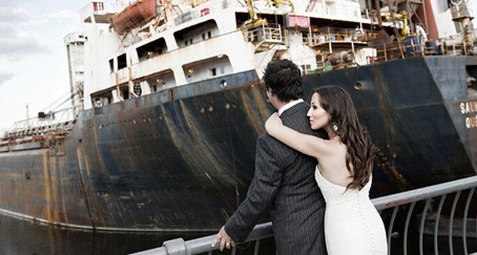Photo après-mariage Amélie Cousineau