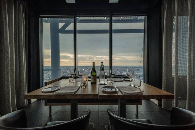 Foto: The Penthouse Restaurant Skybar Haagse Toren