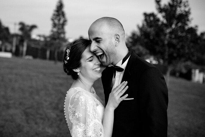 Noivos felizes captados por The Gentleman's Photo | Film