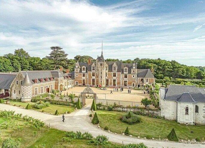 Château de Jallanges - Lieu de Réception - Indre-et-Loire (37)