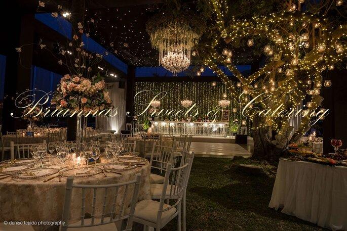 BRIANNA'S CATERING & EVENTS buffet matrimonios Santiago de Surco