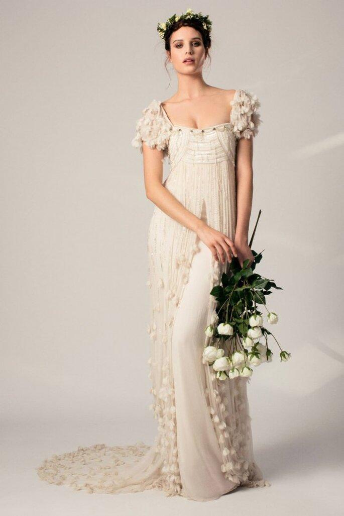 12 самых модных свадебных платьев 2015 года - Temperley London
