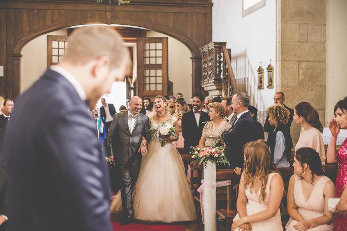 etiqueta de casamento