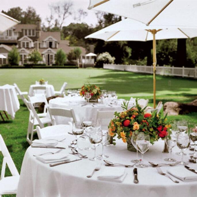 Ideas de decoraci n para celebrar una boda rom ntica for Decoracion boda romantica