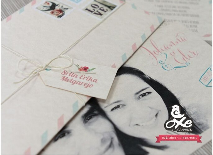 Oxe Graphics Invitaciones