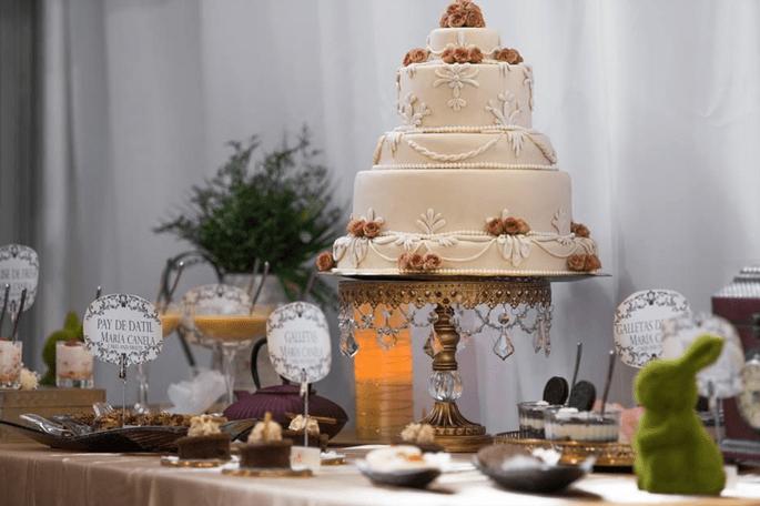 Foto: María Canela Cake & Sweets