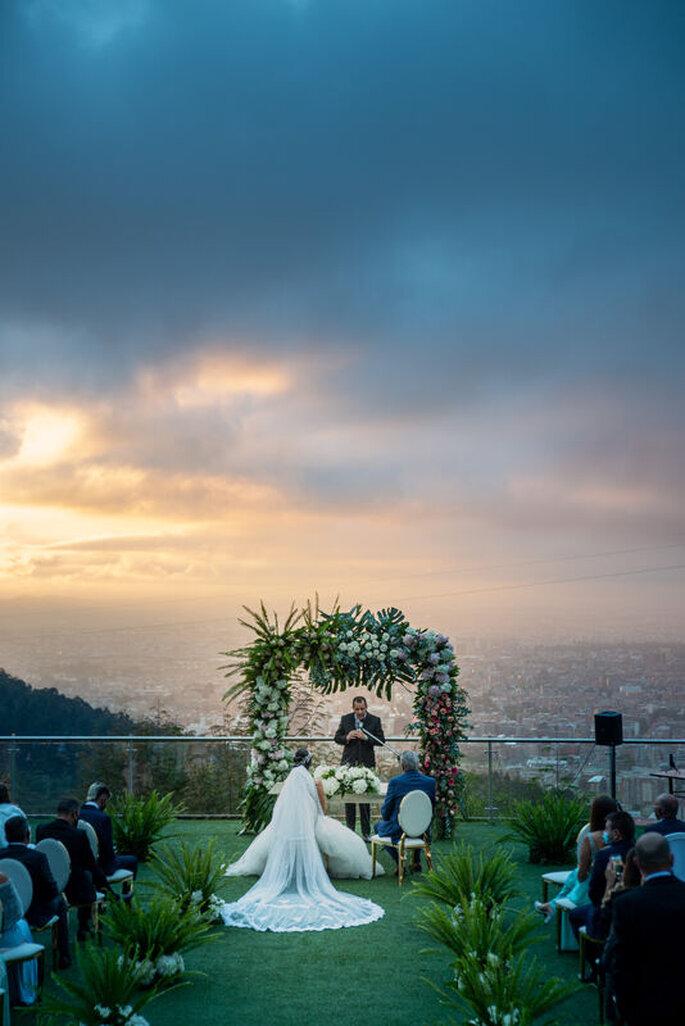 Mont Celeste Bogotá Hacienda para bodas Bogotá