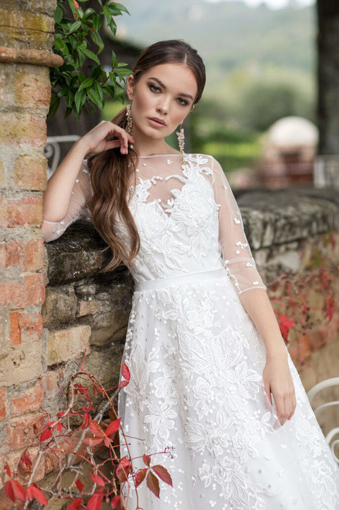Margarita Olarte Vestidos de novia Bogotá