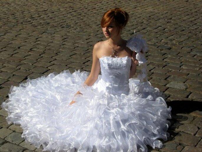 Robe de mariée : Anila Mariage