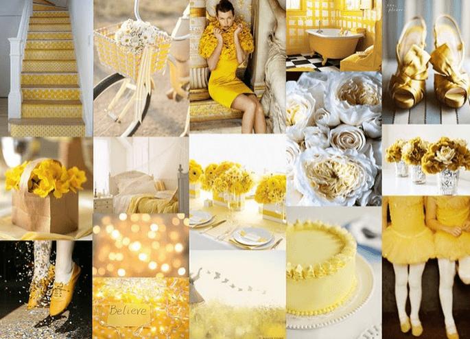Matrimonio In Giallo : Ispirazioni per un matrimonio in giallo