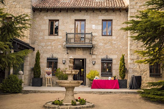 Los Torreones Fincas bodas Madrid